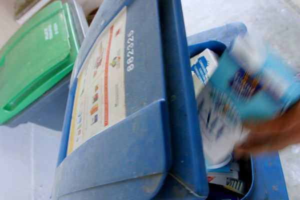 Nîmes - 19 % des déchets sont recyclés ou compostés - 21.10.19