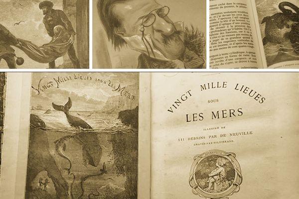 Elles sont visibles à la bibliothèque Armand Salacrou du Havre