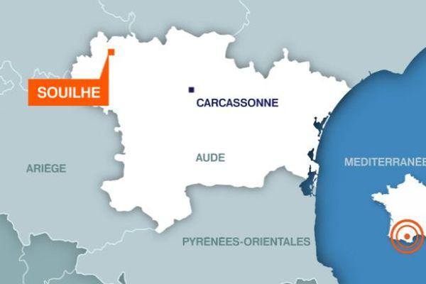 Souilhe (Aude)