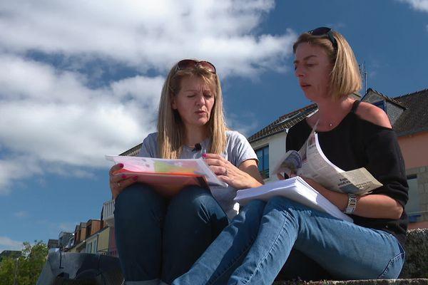 Stéphanie Sellin et Christine Decker se battent pour l'ouverture de nouvelles unités Ulis en collège.