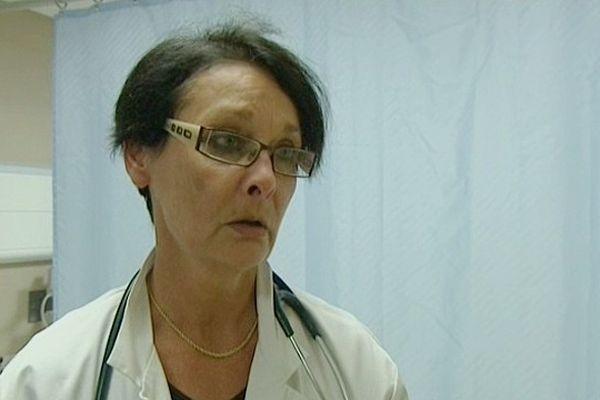 Maire-Anne Babé dirigeait les Urgences de Roubaix depuis 30 ans.