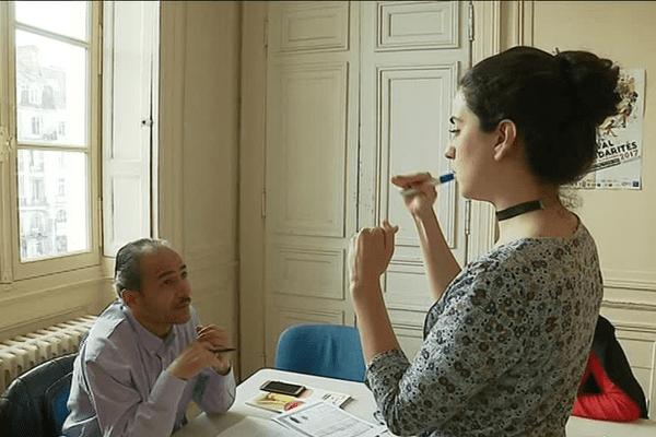 Derniers cours de Français pour les élèves de la promotion Wintegreat à Sciences-Po Rennes
