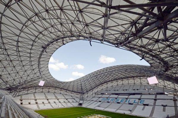 Inauguration du nouveau stade Vélodrome