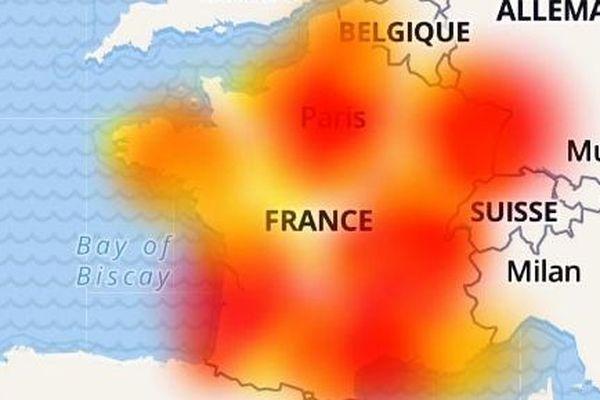 Grand Est Les Clients Box Et 4g D Orange Ont Subi Jusqu A 4h De Panne D Internet Mercredi Soir