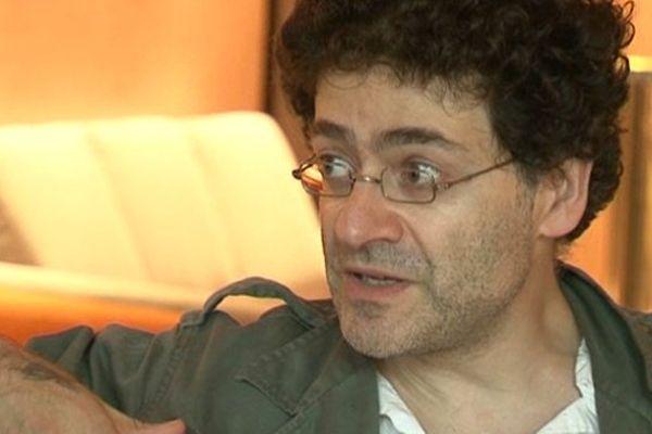 L'auteur, comédien, metteur en scène Wajdi Mouawad