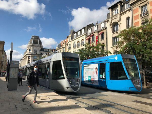 En raison d'un mouvement social es tramways seront à l'arrêt vendredi 17 septembre.