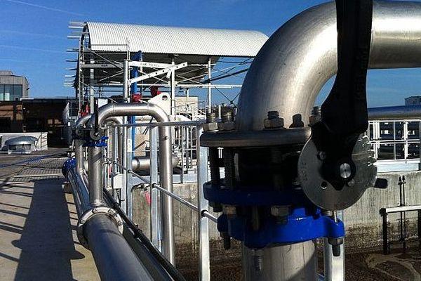 Une station d'épuration nouvelle génération a été inaugurée le 2 février 2015 à Vendôme (Loir-et-Cher). L'usine s'étend sur 2500 m2. L'eau qui retourne dans le Loir a la qualité  de l'eau de baignade.