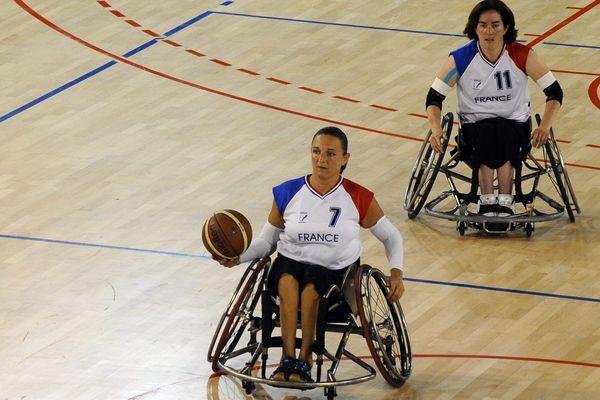 Agnieska Glemp-Etavard, jeux paralympiques RIO 2016