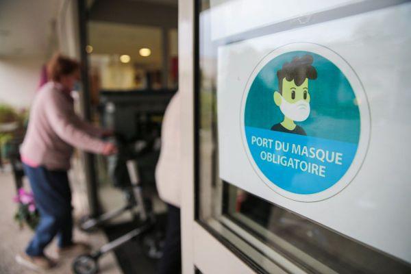Face à la hausse des contaminations en Haute-Loire, le préfet rappelle la nécessité de respecter les gestes barrières.
