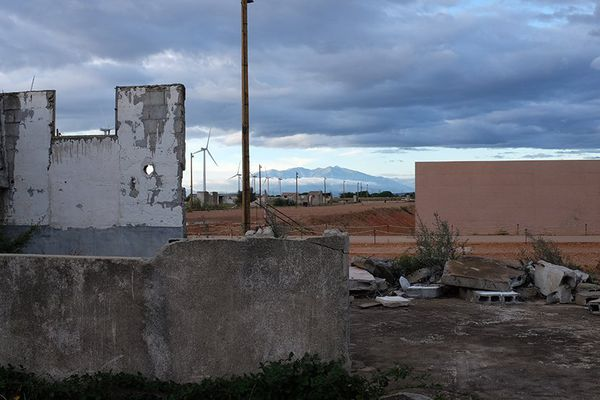 Des baraques du camp de Rivesaltes au Mémorial inauguré le 16 octobre 2015