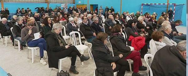 Jean-Sébastien de Casalta, continue ses réunions publiques thématiques dans le cadre de l'élection municipale de Bastia.
