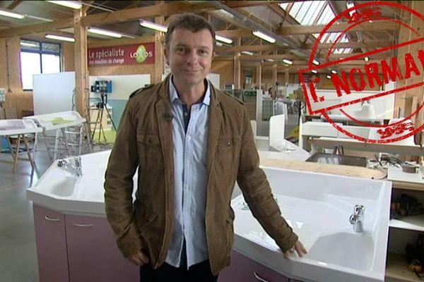 Damien Migniau vous emmène découvrir cette semaine l'entreprise Loxox, fabricant de meubles à langer pour les crèches et les maternités