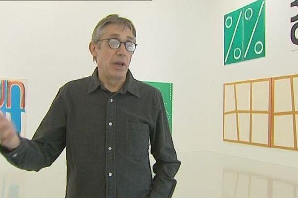 Bernard Piffaretti : la répétition au coeur de l'oeuvre