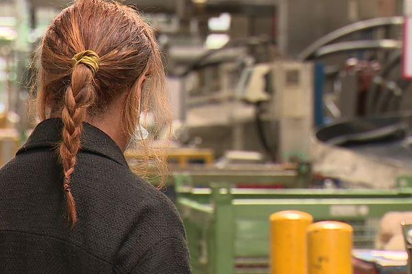 La fonderie MBF Aluminium c'est 270 emplois à Saint-Claude, dont des femmes qui se retrouvent sans emploi.