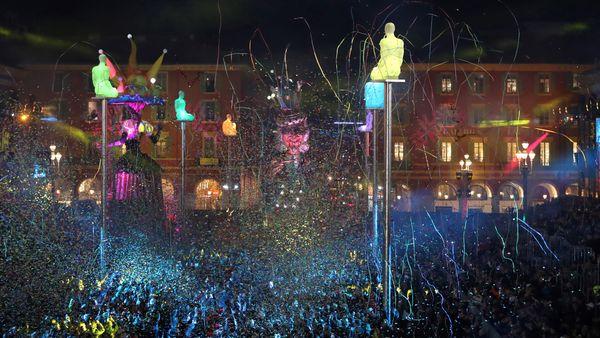 Corsi carnavalesques diurnes et nocturnes et batailles de fleurs sont au programme de la 136e édition