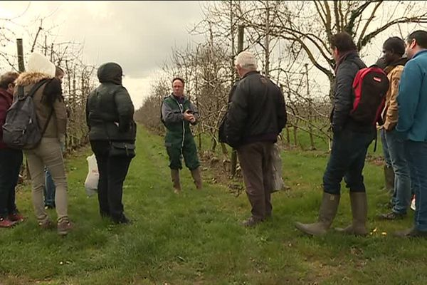 Semaine découverte des métiers en agriculture en Maine-et-Loire