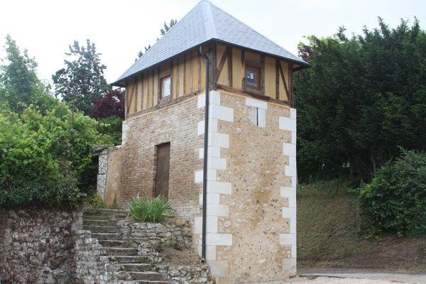 Les travaux de la tour Paugé sont désormais terminés.