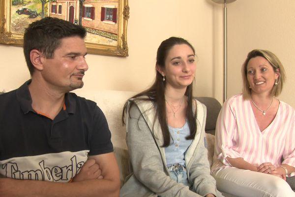 La famille de Sarah Marion-Chevalet se mobilise pour récolter des fonds pour l'opération à Barcelone en septembre qui coûtera plus de 20 000 euros.