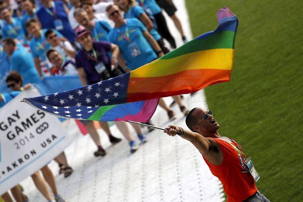 La 10e édition des Gay Games se déroule du 4 au 12 août 2018 à Paris.