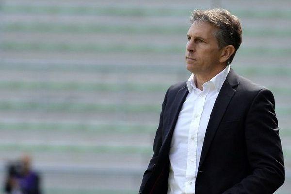"""Claude Puel (entraîneur de Nice): """"Quand il y a un tel score, oui, on a manqué de beaucoup de choses."""