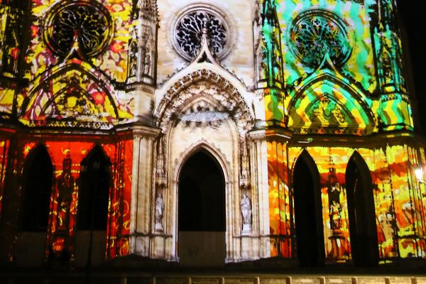 Son et Lumière Orléans cathédrale RenaissanceS