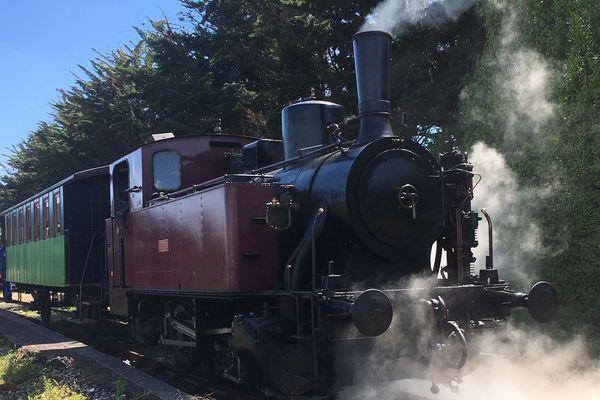 Le Train des Mouettes repart pour une nouvelle saison touristique dès demain 1er mai 2019.