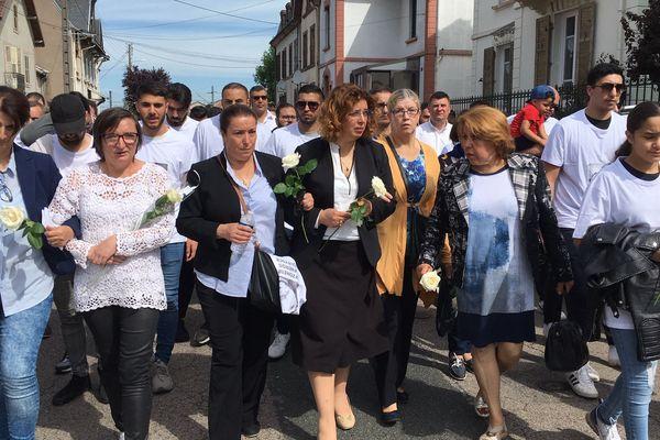 Dimanche 2 juin 2019, dans les Vosges, un jeune homme de 23 ans est tué par balle, quartier de la Vierge à Raon L'étape.