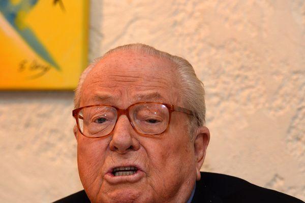 Jean-Marie Le Pen a été définitivement condamné par la Cour de cassation pour ses propos sur les Roms en 2013.