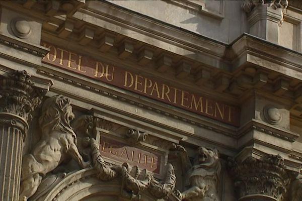 Rhône : hôtel du département à Lyon