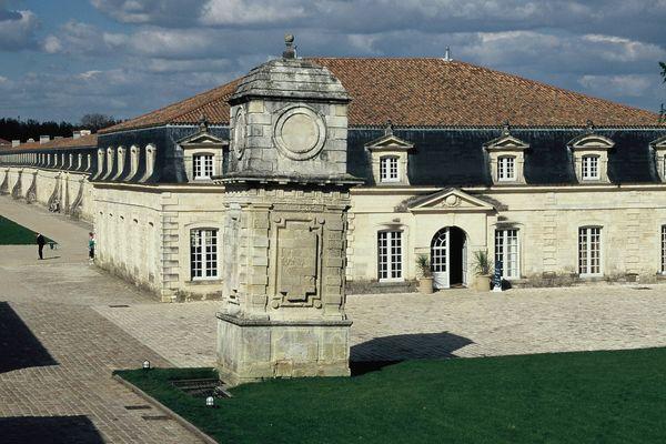 La Corderie Royale à Rochefort.