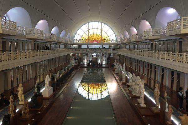 Le musée La Piscine à Roubaix pourrait rouvrir dès le 15 mai.
