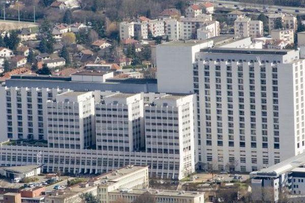CHU de Grenoble-La Tronche