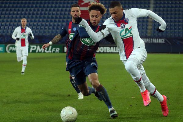Kylian MBappé voulait aller aux Jeux Olympiques de Tokyo mais il n'ira pas, au contraire du Caennais Alexis Beka Beka qui ira représenter la France.