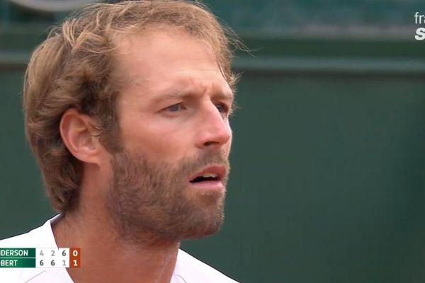 Stéphane Robert, Roland Garros 2016