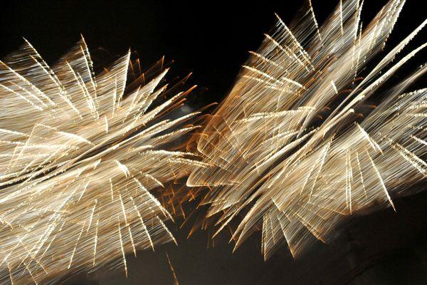 Seules sept communes de Corse organisent un feu d'artifice pour le 14 juillet 2020.