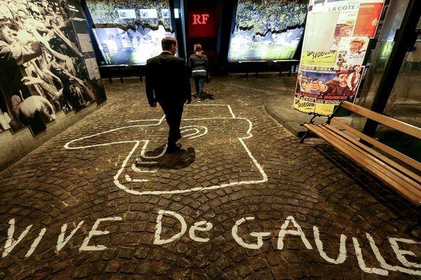 Le mémorial De Gaulle à Collombey (Haute-Marne) a su attirer le public grâce une mise en valeur originale de l'Histoire de la France de De Gaulle. En dix ans, son succès n'est plus à démontrer.