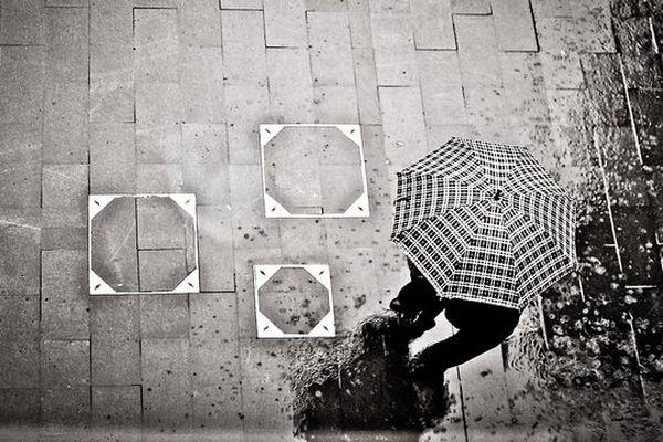 La pluie, toujours la pluie