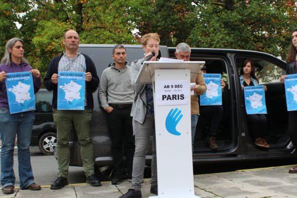 3 mouvements ont annoncé ce mercredi 4/10/17 un tour des prisons pour interpeller l'opinion sur le sort des prisonniers basques