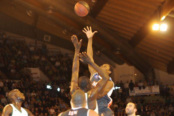 Limoges CSP contre Le Mans 26-10-2012
