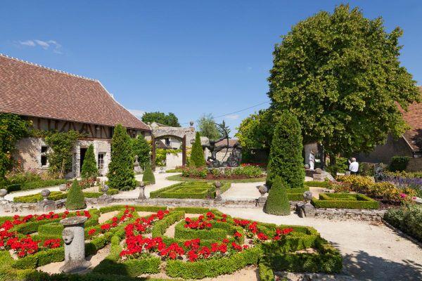 Le Musée jardin d'Egreville