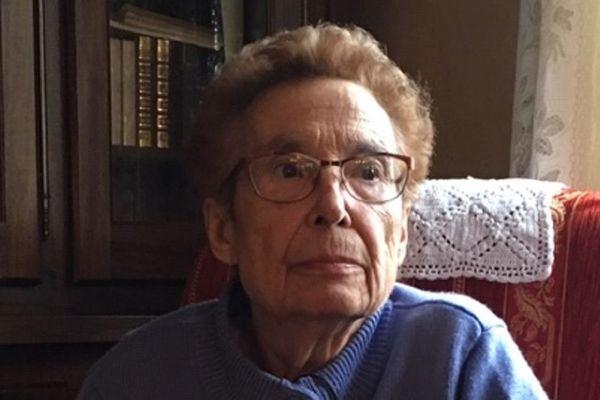 Arlette Blattes a passé quatre semaines en rééducation, suite à l'accident.