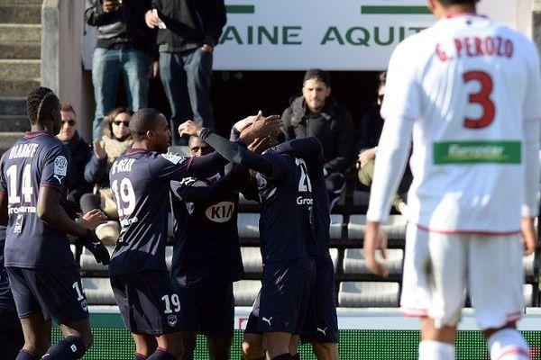 Les Girondins n'ont plus joué une rencontre de coupe nationale dans leur stade depuis quatre ans.