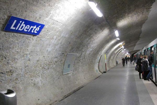 Liberté, sur la ligne 8, la station idéale pour prendre son envol.