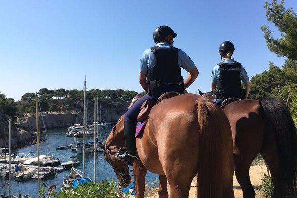 Les chevaux et leurs cavaliers quitteront Marseille le 30 septembre.