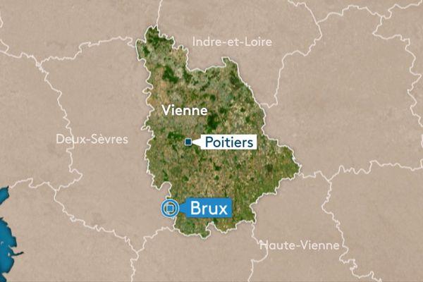 Brux (Vienne)