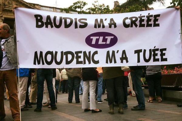 Les salariés de TLT