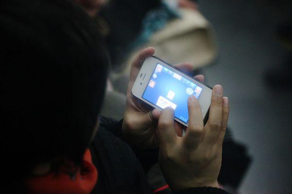 Après l'amour, le smartphone....