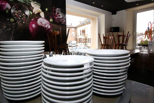 Les restaurants pourront accueillir à nouveau du public à partir du 20 janvier prochain. (Illustration)
