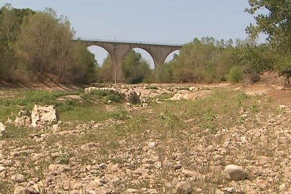 En raison de la sécheresse dans le Gard, l'écobuage est interdit.