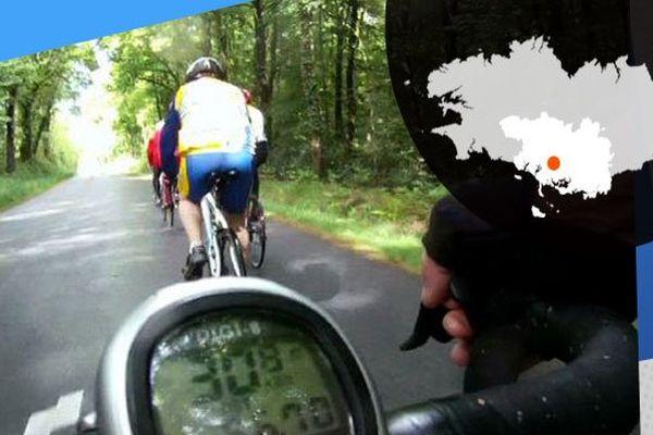 Les Landes de Lanvaux, piste cyclable grandeur nature